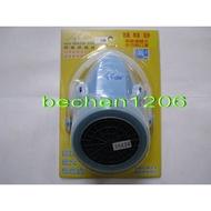 (B.C五金工具)濾罐式防毒面具口罩 單罐 雙罐