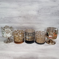 Bbw 3 Wick Candle Holder / Bath And Body Works Candle Holder / Candle Sleeve / 1 Wick Candle Holder