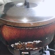 二手-林內50人份煮飯鍋(贈雙防爆測漏錶)便宜出清