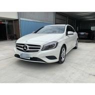 [嚴選中古車、二手車]Benz 2013年 A180 白