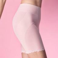 【Wacoal 華歌爾】Skin Lift UP系列 64-82 長管款束褲-瘦小腹提臀-機能雕塑(香柚膚)