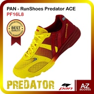 PAN รองเท้า วิ่ง แพน มาราธอน Marathon Run Shoe Predator ACE - PF16L8 YR