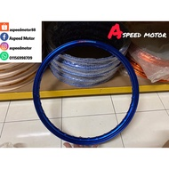 ALLOY RIM 1.40x17 MADE IN THAILAND (BLUE/RED)