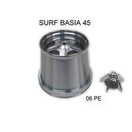 南寮釣具~DAIWA SURF BASIA 45 線杯組