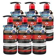 【台塑生醫Dr's Formula】控油抗屑洗髮精升級版-激涼款(580g*6入)