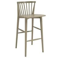 【東隅居家 北歐系列】BIRDY 吧台椅 橄欖綠(吧台椅、高腳椅)