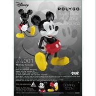 黑盒玩具⚜️ 預購經典系列 #POLYGO #米奇 #米妮 #大眼仔 #三眼怪 #史迪奇 #小熊維尼 #千值練