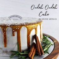 [LOCAL DELIGHTS] Ondeh Ondeh Cake