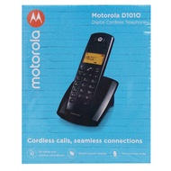 Motorola摩托羅拉 公司貨附保固 DECT數位無線電話 D101O家用無線電話 室內電話