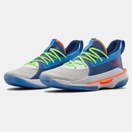 """UNDER ARMOUR Curry 7 """"NERF Super Soaker"""" 灰藍 籃球鞋 3021258-404"""