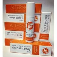 <現貨>紐西蘭 水溶性噴霧蜂膠Alternatif Propolis Throat Spray 20ml