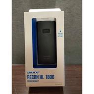 【快捷單車】全新 GIANT 捷安特 RECON HL 1800 流明 USB充電 前燈 車燈 LED 270度