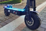 BRAND NEW FLJ  Stooter 8000W 35A/H Electric Scooter with Dual Engines Motors Top Speed 60Mph.