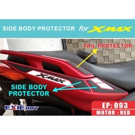 Side Body Protector Xmax 250 - Xmax 250 Accessories - Xmax 250 Side Cover Protector