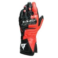 任我行騎士部品 Dainese 丹尼斯 Carbon 3 Long 長版 山羊皮 碳纖維 競速 騎士 防摔手套 #黑紅