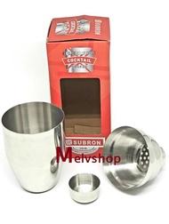 BEST SELLER Cooktail Shaker 550ml Stainless Steel - Pengocok Minuman 550ml - AfDmHJIr