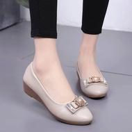 รองเท้าแบนแหลมรองเท้าผู้หญิงรองเท้ารองเท้าคัชชู