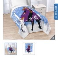 經典卡通隨意毯 冰雪奇緣/公主/玩具總動員COSTCO 好市多 Elsa frozen 2 冰雪奇緣2 代購