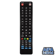 【AIFA】4合1萬用型遙控器(電視/機上盒/DVD/AUX)
