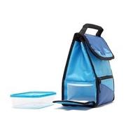 附餐盒‼️美國保冰Arctic zone專業戶外保冰品牌 Lunch Box 防水超實用2件套保冰袋+保鮮盒手提可收納