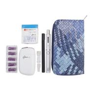 【現貨】日本新款Ploom Tech Plus收納包編織紋錢包款Ploom S保護套所有配件收納包