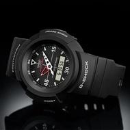 CASIO 卡西歐 G-SHOCK 復刻經典初號機雙顯手錶(AW-500E-1E)