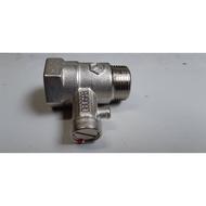 【台製】逆止洩壓閥(6分)/熱水器專用安全閥/逆止閥/安全閥