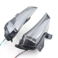 Professional Modified Locomotive Accessories For Xmax 300 Xmax 250 17 - 18 Led Turn Signal