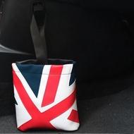 寶馬BMW迷你mini cooper收納袋 雜物袋 置物袋 眼鏡袋 米字旗系列