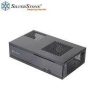 銀欣 米羅系列 SST-ML05B 橫躺式劇院機殼(黑)/mini-ITX/U3*2/SFX電源