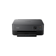 CANON 佳能 PIXMA TS5370 BK 纖巧無線多合一相片打印機 集彩色打印、掃描及影印功能於一身,配備全新1.44吋OLED 及型格智能狀態顯示燈