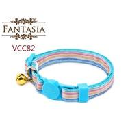 【VCC82】成貓安全項圈(S) 安全插扣 防勒 貓項圈 鈴鐺 范特西亞 Fantasia