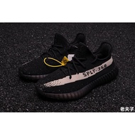 Adidas Yeezy 350 V2 Boost BY1604 黑白