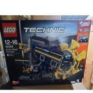 樂高 LEGO 無盒 內袋全新未拆 42055 只能郵寄