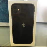 I Phone 11 128G 黑 全新未拆原廠保固一年