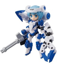 James room== megahouse desktop army 桌面部隊軍隊機娘WF限定 正版