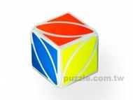 台灣益智葉片斜形魔術方塊-白色PMC17086002《筑品文創》
