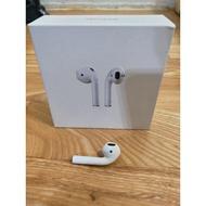 可面交 二手&全新  apple 原廠 airpods 一代 二代 單左耳