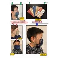 台灣布-40支透氣精梳棉口罩防護罩(不含口罩)