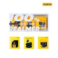 【realme】realme buds air2 Neo 聽我的限定禮盒(限量組合發售)