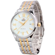 Orient Classic Mechanical AC04002W SAC04002W0 Two Tone Stainless Steel Watch