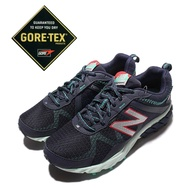 現貨 iShoes正品 New Balance 610 女鞋 Gore-Tex 防水 越野跑鞋 藍 WT610GX5 B