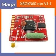 XBOX360 runV1.1脈沖ICX360 脈沖紅板IC 96M晶體 帶改機線 可秒開