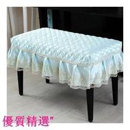 優質精選▲購鋼琴椅子套琴凳罩簡約加厚夾棉雙人單人升降登防塵保鋼琴凳罩琴