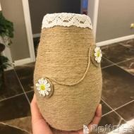 粗麻繩 黃麻繩裝飾編織麻繩捆綁創意墻裝壁掛繩diy手工彩色繩子 寶貝計畫