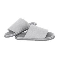 【Unipapa】可換鞋墊 室內拖鞋- M(拖鞋體x1、棉底墊x1、竹蓆墊x1)