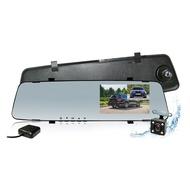 CARSCAM行車王 GS9120 GPS測速前後雙鏡頭行車記錄器