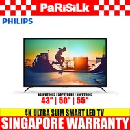Philips 43PUT6002 | 50PUT6002 | 55PUT6002 4K Ultra Slim Smart LED TV (43 | 50 | 55-inch)