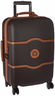 DELSEY Paris Delsey Luggage Chatelet Hard+ 21 inch Carry on 4 Wheel Spinner