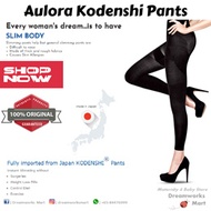 Authentic Aulora Kodenshi Slimming Pants | Maternity Pants | NEW Basic Top